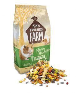 *ONLINE & INSTORE* Supreme Tiny Friends Farm Harry Hamster 700g