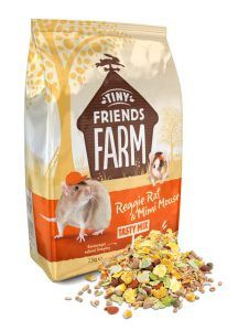 Supreme Tiny Friends Farm Reggie Rat & Mimi Mouse 850g