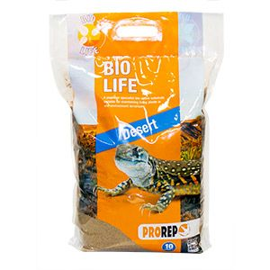 *ONLINE ONLY* PROREP BIO LIFE Desert Substrate 10 Litre