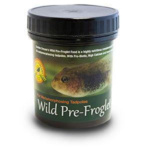 *ONLINE ONLY* Garden Dreams Wild Pre-Froglet Food 80G