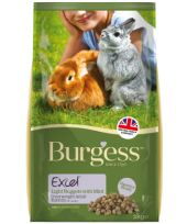 *ONLINE ONLY* Burgess Excel Light Rabbit Nuggets with Mint