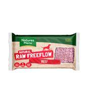 *ONLINE & INSTORE* Natures Menu Frozen Freeflow Beef 2kg