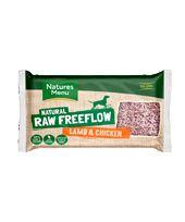 *ONLINE & INSTORE* Natures Menu Frozen Freeflow Lamb and Chicken 2kg