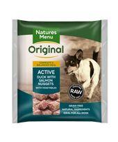 *ONLINE EXCLUSIVE* Natures Menu Original Frozen Active Nuggets 1kg
