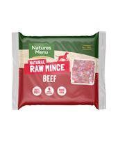*ONLINE EXCLUSIVE* Natures Menu Frozen Raw Mince Beef (12 x 400g)