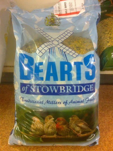 *ONLINE & INSTORE* Bearts Wild Bird Seed 20kg