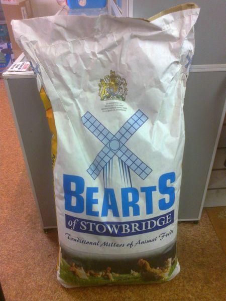 *ONLINE & INSTORE* Bearts Garden Blend 20kg