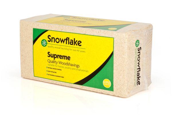 *ONLINE & INSTORE* Snowflake Supreme Woodshavings Bale