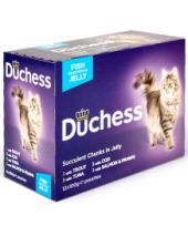 *ONLINE & INSTORE* Duchess Fish Selection in Jelly 12 x 100g