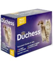 *ONLINE & INSTORE* Duchess Meat Selection in Jelly 12 x 100g