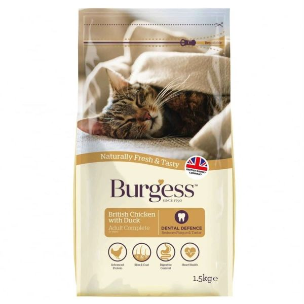 *ONLINE ONLY* Burgess Adult Cat with Duck