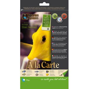 *ONLINE ONLY* A la Carte Green Seaweed 15g