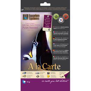 *ONLINE ONLY* A la Carte Purple Seaweed 15g