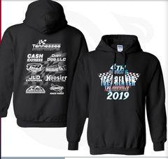 Ice Breaker 2019 Black Hoodie