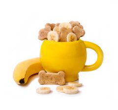 Banana Bones Dog Treats