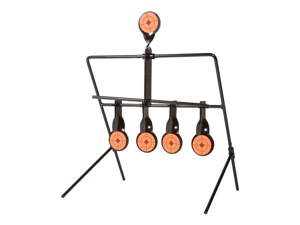 Auto-Quad Airgun Target