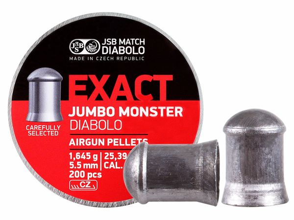 JSB Exact Jumbo Monster
