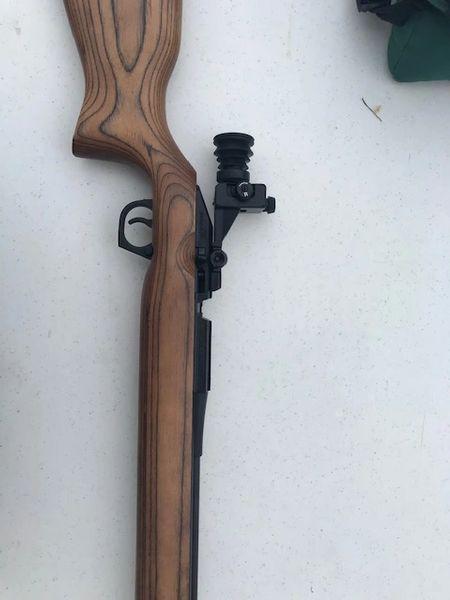 Used Avanti Rifle C02 .177