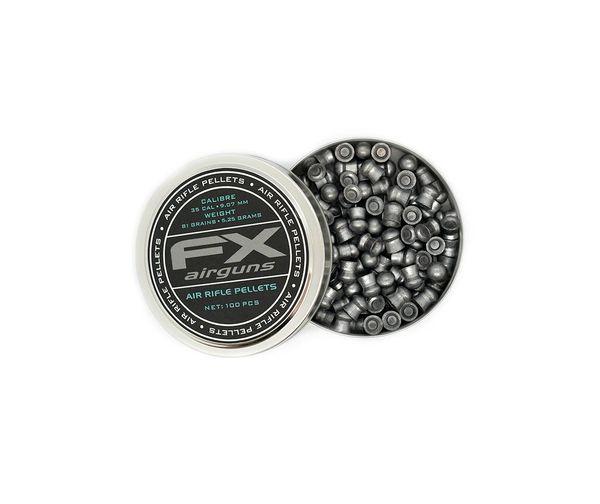 FX Pellets .35 -81.02gr., 100ct