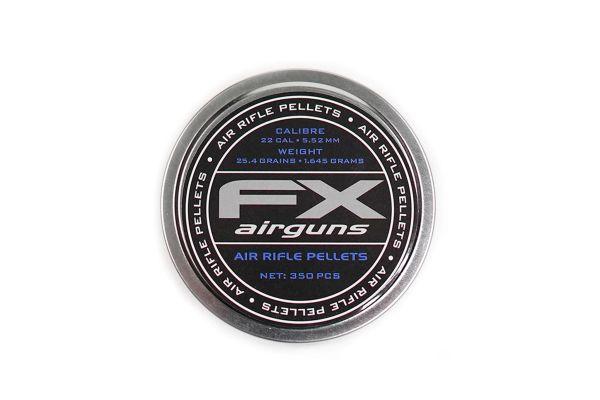 FX Pellets .22 - 25.39gr. 350 ct,