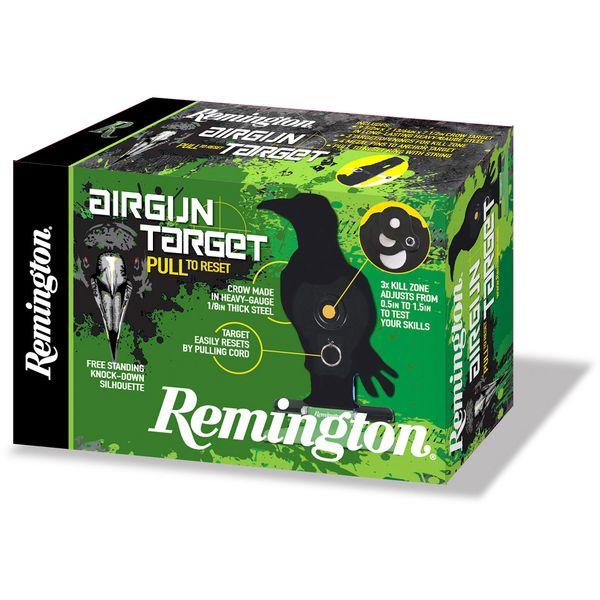 Remington Pull To Reset Target - Crow
