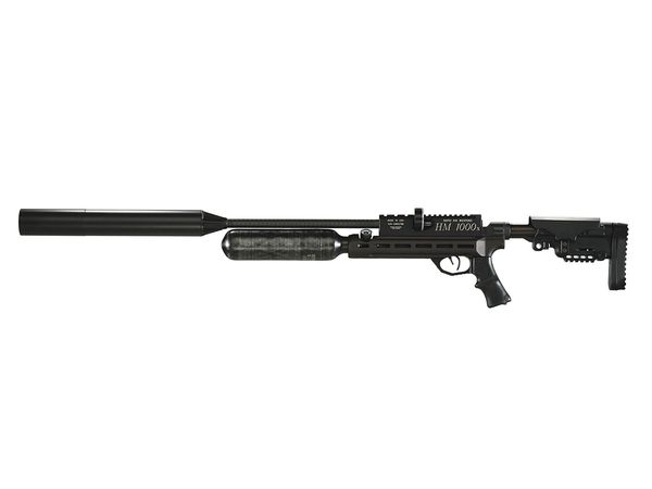 Used RAW HM1000X Chassis Rifle Left Hand Action