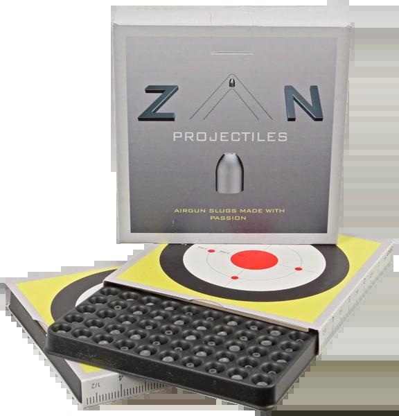 ZAN Projectiles .25 33gr Hollow Point slugs (200ct)