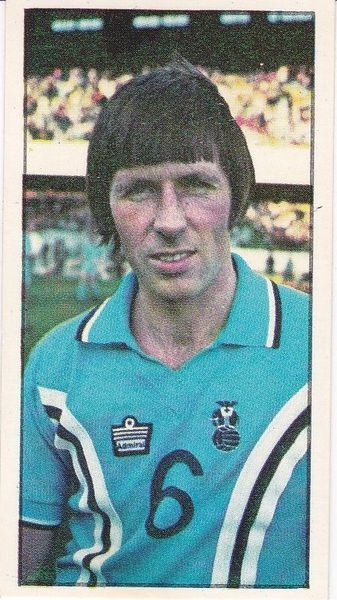 Football 1978-79 No. 30 Mick Coop, Coventry City