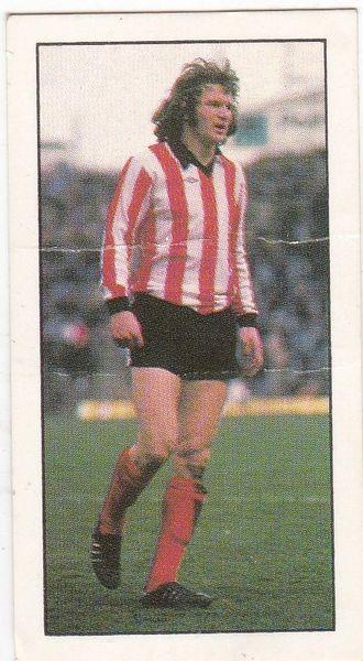 Football 1979-80 No. 42 Alan Dodd (Stoke City)
