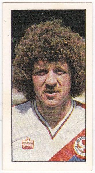 Football 1980-81 No. 25 Mike Flanagan (Crystal Palace)