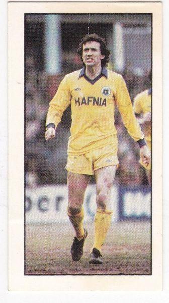 Football 1980-81 No. 26 John Gidman (Everton)