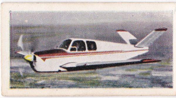No. 36 Beechcraft Bonanza