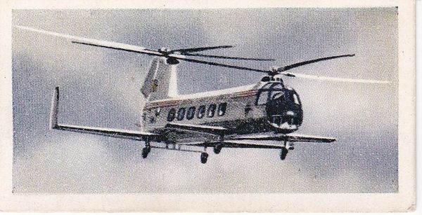 No. 39 Bristol 173 Rotocoach