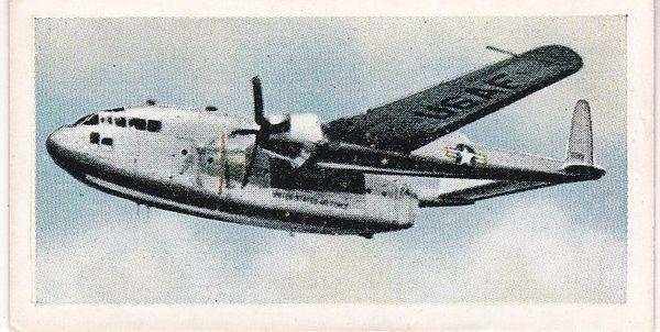 No. 41 Fairchild C110 Packet