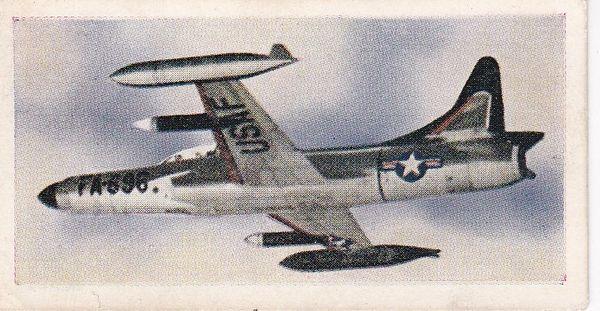 No. 43 Lockheed F.94C Starfire