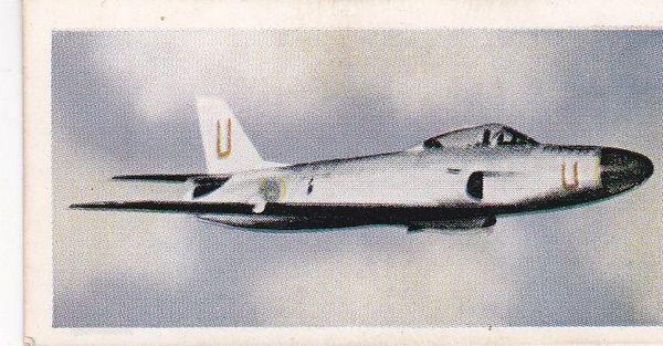 No. 46 Saab A-32 Lansen