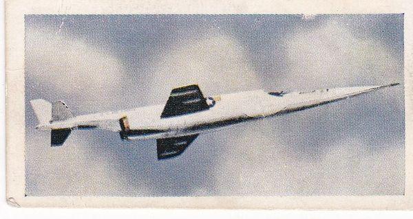No. 50 Douglas X-3