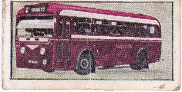 No. 01 Yorkshire Woollen District Transport Company Ltd.