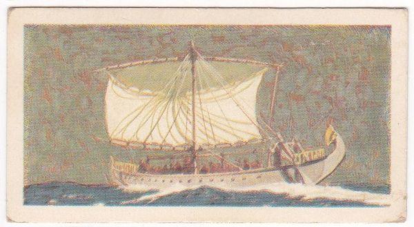 No. 01 Egyptian Ship