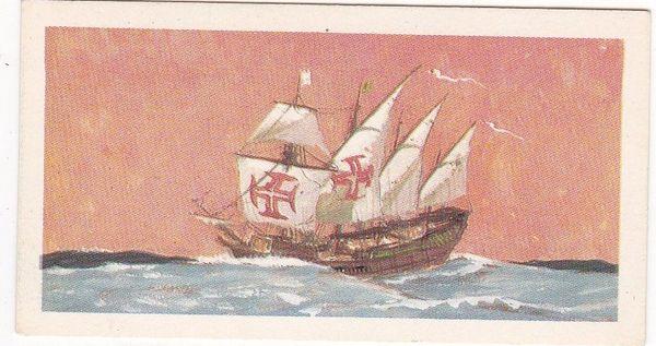 No. 06 Portuguese Caravel