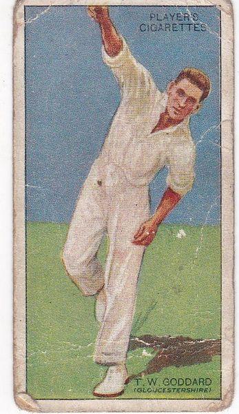 No. 17 - T W Goddard (Gloucestershire)