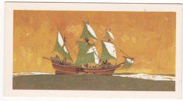No. 11 Mayflower