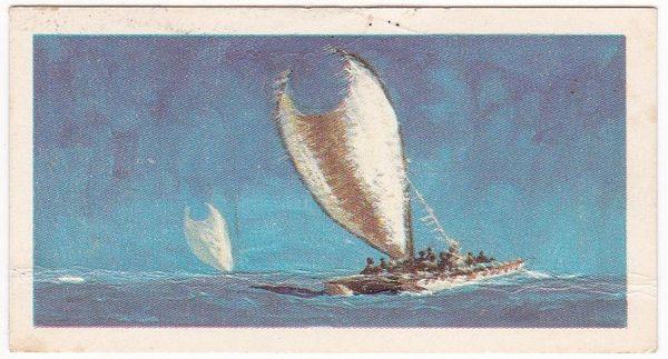 No. 17 South Sea Islands Boat