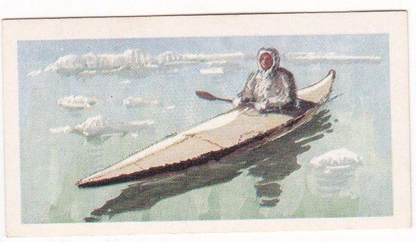 No. 26 Eskimo Kayak