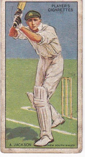 No. 27 - A Jackson (New South Wales)