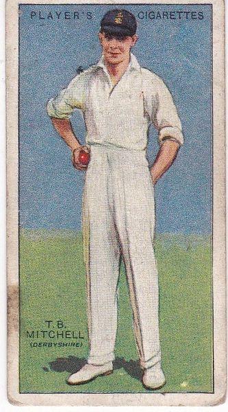 No. 33 - T B Mitchell (Derbyshire)