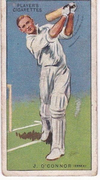 No. 34 - J O'Connor (Essex)