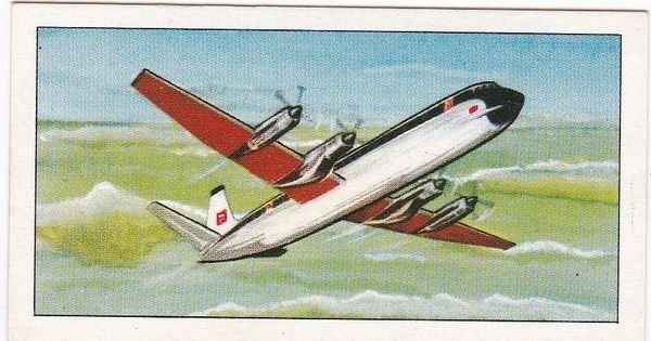 No. 10 Vickers Armstrong Vanguard 951