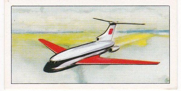 No. 21 De Havilland Trident