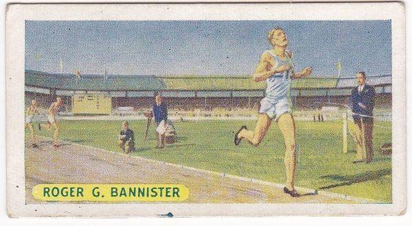 No. 01 Roger G. Bannister